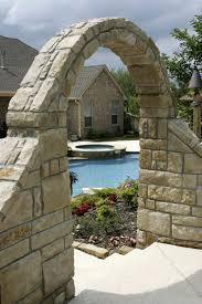 Blue Haven Pools Tulsa by Pool Special Features U0026 Designs In Okc Blue Haven Pools Blue