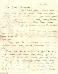 boston pensioner douglas kettleboro u0027s touching letter from his
