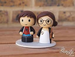nerdy cake toppers best 25 cake toppers ideas on wedding cake toppers