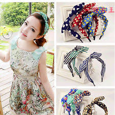 korean headband ribbon headband hair accessories ebay
