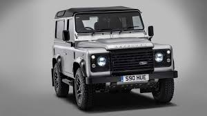 range rover defender 2018 new land rover defender coming 2018 in five body styles