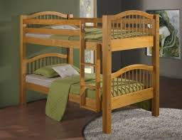 Maple Twin Bunk Bed By Linon Home Decor Canada Furniture - Vancouver bunk beds