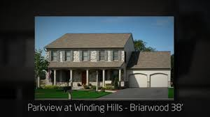 parkview at winding hills in mechanicsburg pa new homes floor parkview at winding hills
