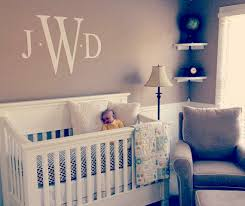 Letter Wall Decals For Nursery Custom Name Wall Stickers Diy Nursery Name Vinyl Wall Decals For
