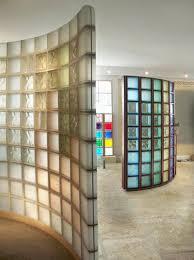 brique de verre cuisine brique de verre couleur salle de bain photos de design d