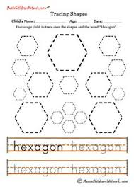 free cut and paste shape worksheets includes a shape booklet as
