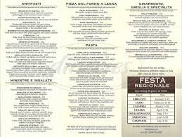 Il Fornaio Thanksgiving Dinner Menu Il Fornaio Big Menu Corte Madera Dineries