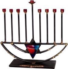 gary rosenthal menorah gary rosenthal collection gary rosenthal judaica menorahs