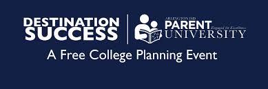 destination success parent university free college planning