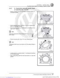 volkswagen golf plus 2005 1k 5 g service workshop manual
