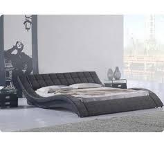 buy alpha furniture palma italian bed frame double 4 u0027 6