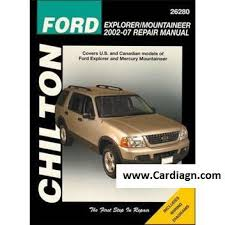online car repair manuals free 2005 mercury mountaineer windshield wipe control ford explorer mountaineer 2002 2007 repair manual pdf online download
