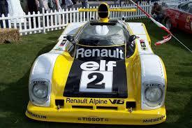 alpine a106 renault alpine a442 wikipedia