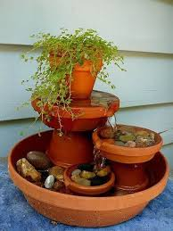 Diy Patio Fountain Best 25 Homemade Water Fountains Ideas On Pinterest Outdoor