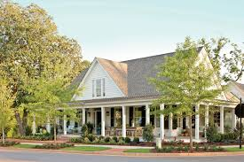 farmhouse plans with porches southern living farmhouse plans homepeek