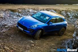 Porsche Cayenne Macan - porsche macan r4 launched priced at rs 76 84 lakhs live