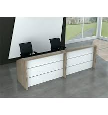 Two Person Reception Desk Two Person Reception Desk Desk For Two Persons Fancy Modern