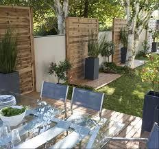 cloture de jardin pas cher les 25 meilleures idées de la catégorie palissades bois sur