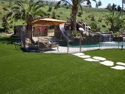 California Backyard Artificial Turf Cost Montague California Backyard Deck Ideas