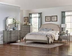 Upholstered Bedroom Sets Homelegance Albright Upholstered Bedroom Set Barnwood Grey 1717