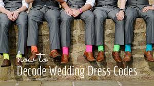 dress code for wedding decoding wedding dress codes best speech writer