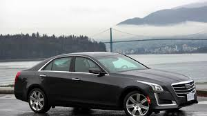 2015 cadillac cts test drive review