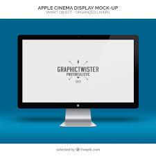 Mac Desk Top Computer Mac Vectors Photos And Psd Files Free Download
