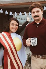 Bacon Egg Halloween Costume 50 Cute Couples Halloween Costumes 2017 Ideas Duo Costumes