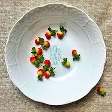 monogrammed dishes 8 best nicolas monogrammed dinnerware images on