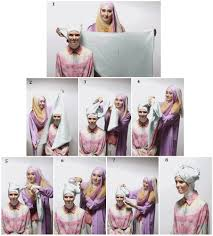 tutorial jilbab turban dian pelangi tutorial hijab the rose by dian pelangi baju grosir jogja baju