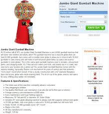 how many gumballs fit in the gumball machine robert kaplinsky