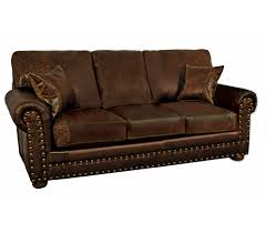 Leather With Fabric Sofas Western Sofas Western Leather Sofas