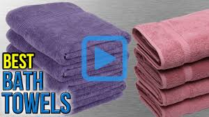 top 7 bath towels of 2017 video review