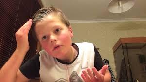 how to make your hair look like gordon hayward youtube