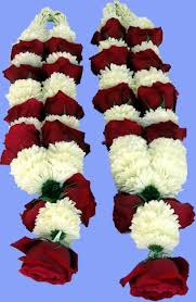 flower garland indian wedding flower garland fresh flowers plants trees sri kanchi in