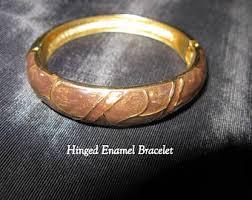 antique copper bracelet images Vintage cuff bracelets etsy jpg