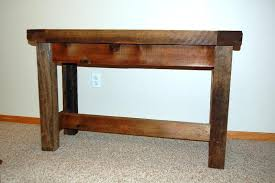 ana white console table ana white console table plans jburgh homesjburgh homes