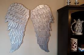 angel wings wall decoration interior design ideas for home design