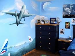 Teen Boy Bedroom 15 Cool Airplane Themed Bedroom Ideas For Boys Rilane