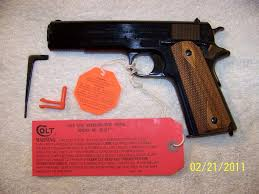 Chamber Flag My New Colt 1911 M14 Forum