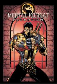 حمل الان 240x320 piX .•.Mortal Kombat Deception
