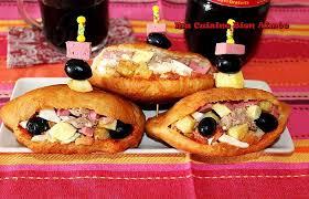 cuisine tunisienne fricassé fricassés tunisiens cuisine bien aimée