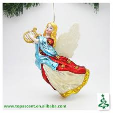 popular blown glass hanging animated ornament