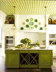 green kitchen islands kitchen country style green kitchen design with green painted