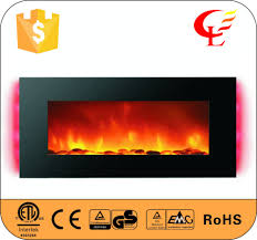 wall mounted led electric fireplace wall mounted led electric