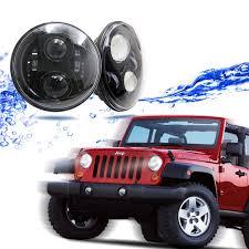 jeep scrambler 4 door amazon com win power 7 inch led projector waterproof high low