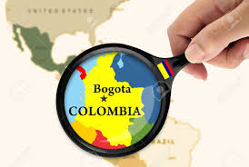 Bogota Colombia Map South America by Bogota Stock Photos Royalty Free Bogota Images And Pictures
