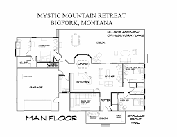 Montana Rv Floor Plans by Details Mystic Mountain Montana