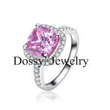 2 5 Cushion Cut Diamond Engagement Ring Popular Diamond Princess Cut Engagement Ring Buy Cheap Diamond
