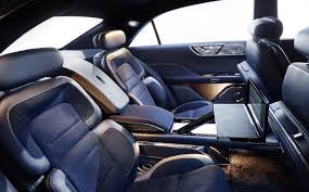 lincoln 2017 inside 2017 lincoln continental garnering strong interest page 15